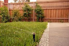 Automated Lawn Sprinklers